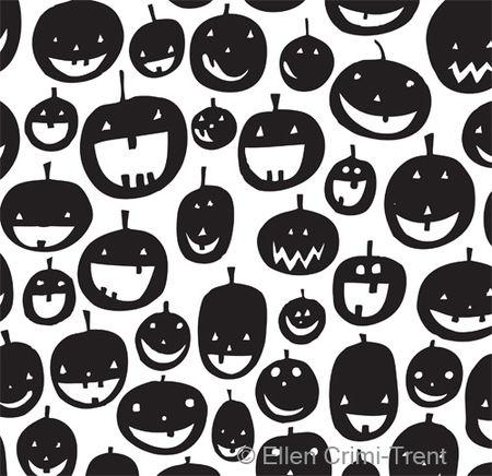 Blackandwhitepumpkins