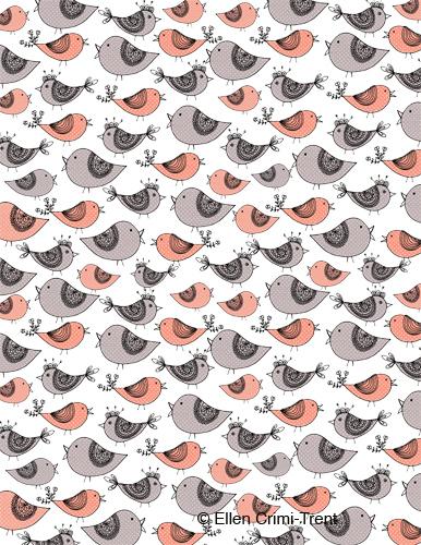Greyredbabybirds