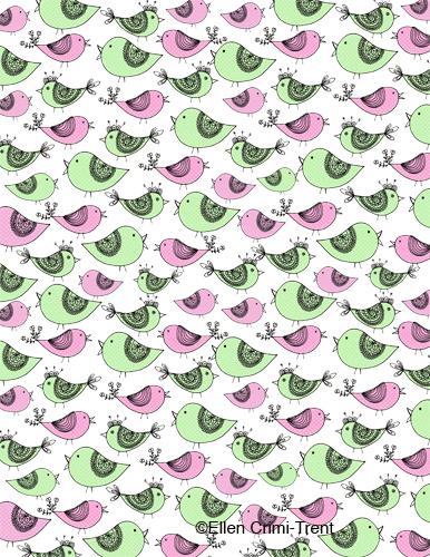 Birdpinkbabysketchsmall