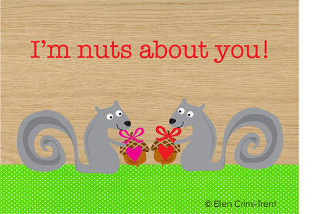 Squirrelvalentines