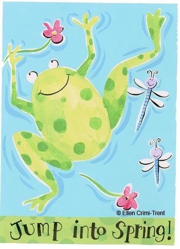 Jumpingfrogcard