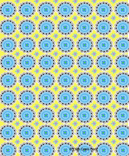 Blue-blue-yellowprint