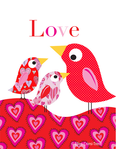 Lovevalbirds