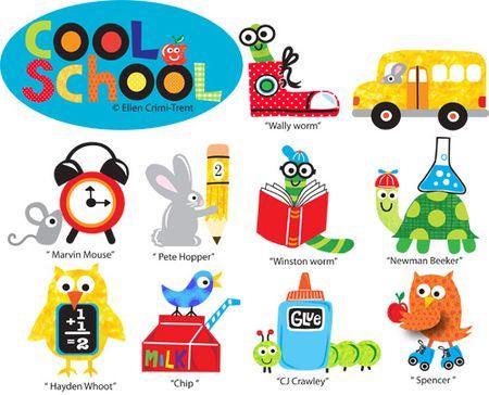 Coolschoolpage