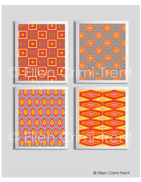 Tangerine-prints