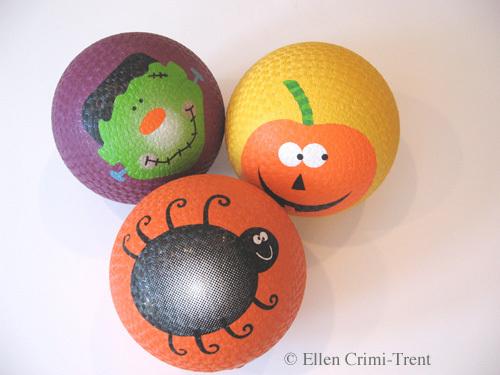 Halloweenballs