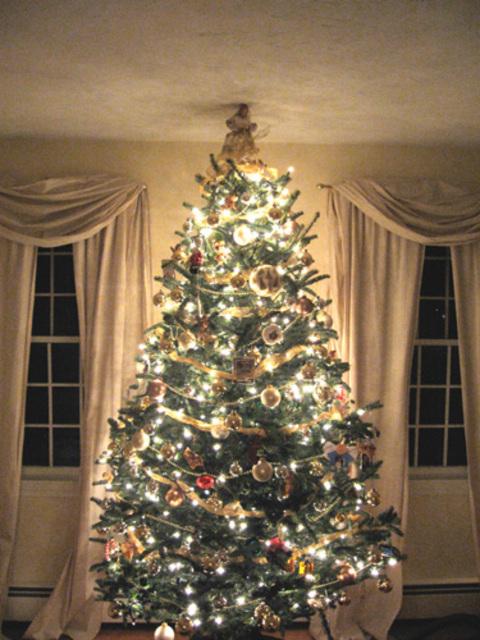 Treedecorated