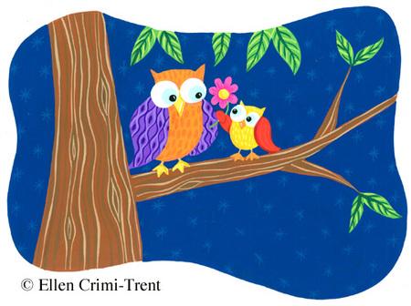Owlsintree